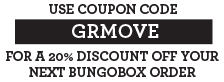 BungoBox Grand Rapids Coupon Code
